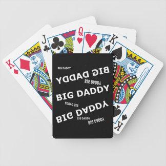Big Daddy Playing Cards