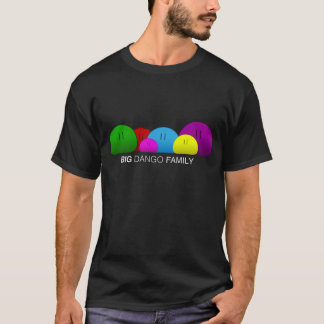 Big Dango Family (dark version) T-Shirt