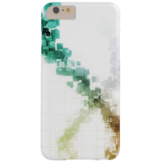 Big Data Visualization Analytics Technology Barely There iPhone 6 Plus Case