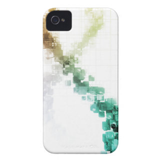 Big Data Visualization Analytics Technology Case-Mate iPhone 4 Case