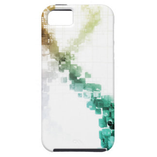 Big Data Visualization Analytics Technology iPhone 5 Case