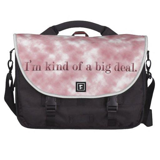 Big Deal Laptop Computer Bag