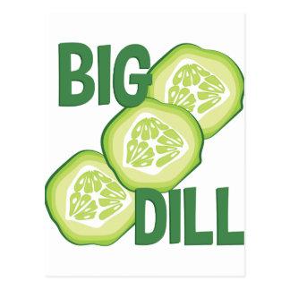 Big Dill Postcard