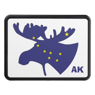 Big Dipper Moose Tow Hitch Covers