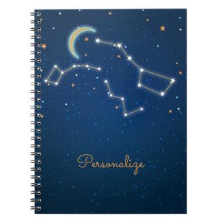 Big Dipper Star Gazing Constellation Celestial Notebook