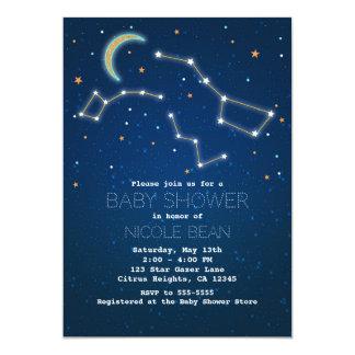 Big Dipper Star Gazing Constellation Invitations