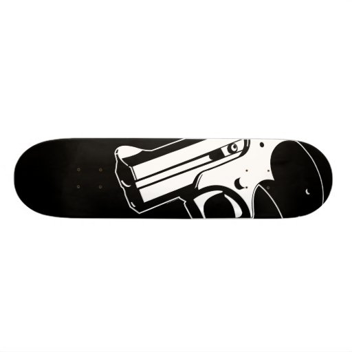 Big Dirty Derringer Skateboard