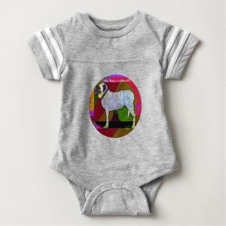 Big Dog Onsie Baby Bodysuit
