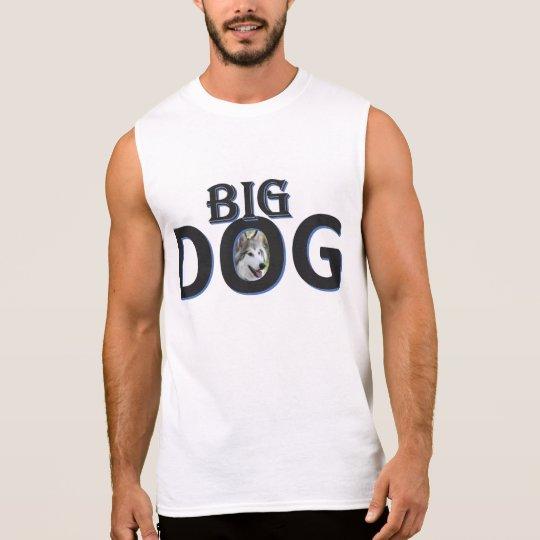 Big Dog Sleeveless Shirt