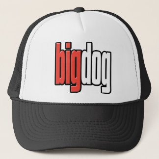 Big Dog. Top Dog. Big Cheese. Boss. #1 Man.hat Trucker Hat