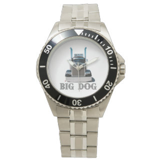 Big Dog Trucker's Watch