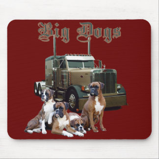 Big Dogs Mouse Pad