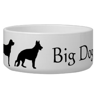 BIG DOGS ONLY Bowl