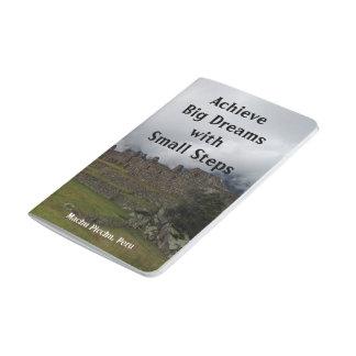 Big Dreams Pocket Notebook Journal