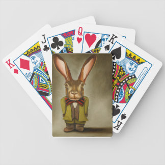 Big Ears Bicycle Playing Cards
