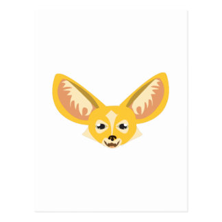 Big Ears Post Card