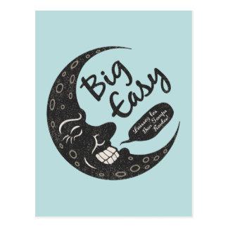 Big Easy Crescent Postcard