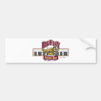 BIG-EASY-Piano-BAR- Bumper Sticker