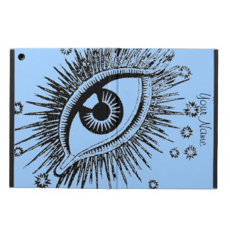 Big Eye ICU Doctor Nurse Hospital Add Your Text iPad Air Cover