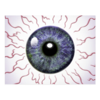 Big Eye Postcard