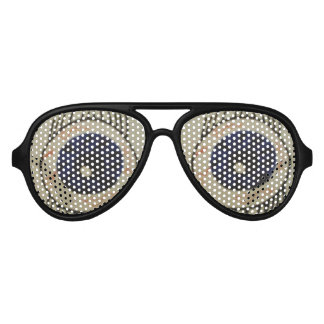 Big eyes sunglasses 2 unisex
