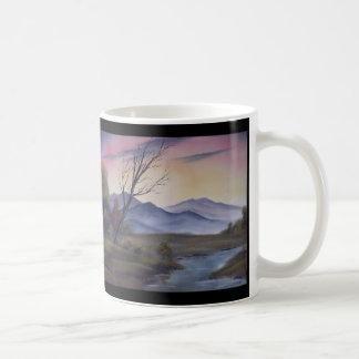 Big Fall MountainsTwo Sided Mug