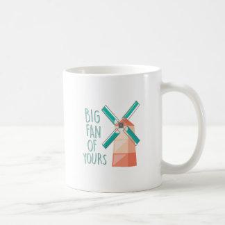 Big Fan Coffee Mug
