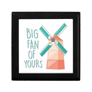 Big Fan Keepsake Boxes