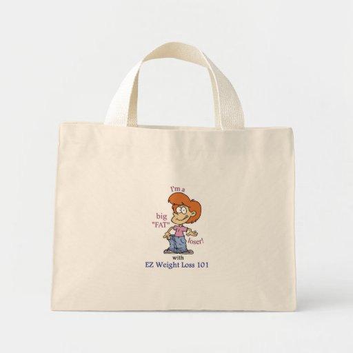 BIG 'FAT' LOSER Tote Bag