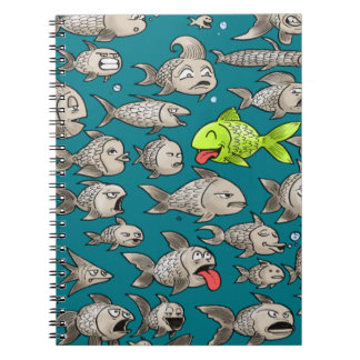 Big Fish Notebook
