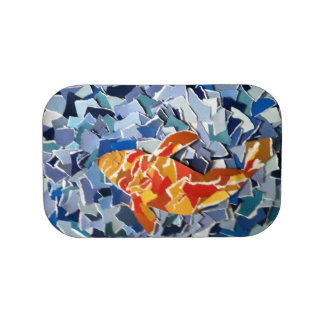 Big Fish Swappable Plates! Lunch Box