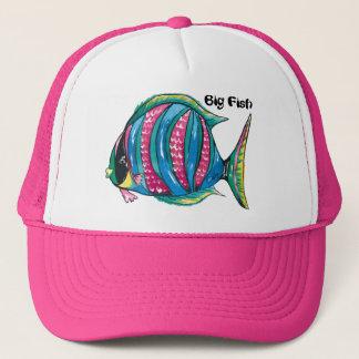 Big-Fish Trucker Hat