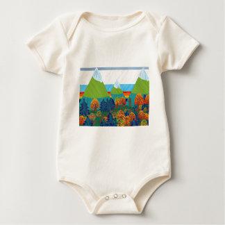 Big Foot Baby Bodysuit