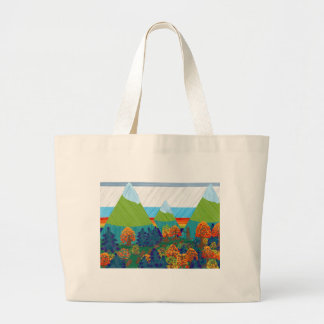 Big Foot Large Tote Bag