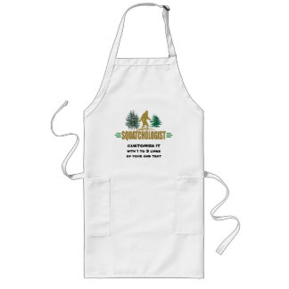 Big Foot Long Apron