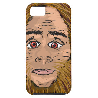 Big Foot Sketch Case For The iPhone 5