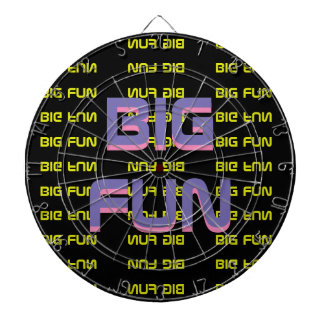 BIG FUN DART BOARD