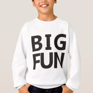 Big Fun Sweatshirt