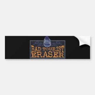 Big game bumper stickers