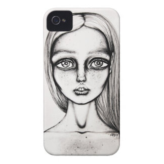 Big Girl 1 for iPhone 4/4S iPhone 4 Case