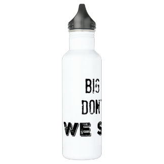 Big Girls Don't Cry 24oz. Water Bottle