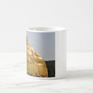 Big Golden Buddha Mug