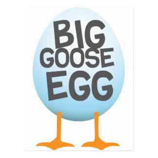 Big Goose Egg Games Postcard