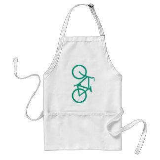 Big Green Bicycle Standard Apron