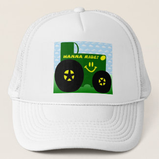BIG GREEN TRACTOR CAP