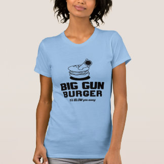 Big Gun Burger Tee