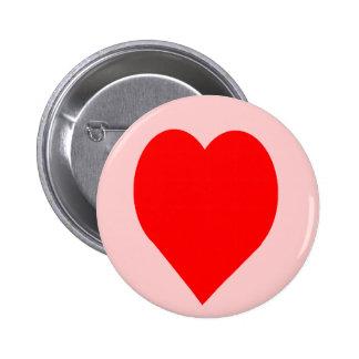 BIG Heart Pin