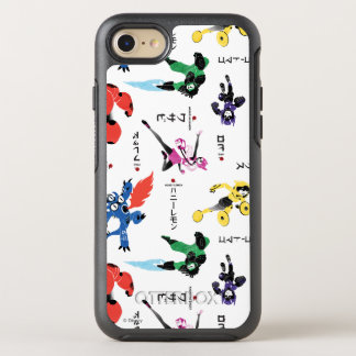 Big Hero 6 Fighting Pattern OtterBox Symmetry iPhone 7 Case