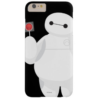 Big Hero 6 Lollipop Sign Barely There iPhone 6 Plus Case