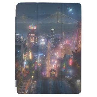 Big Hero 6 Night Sky iPad Air Cover